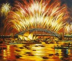 Watch the fireworks over Sydney Harbor (Australia) on New Year's Eve