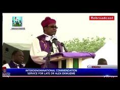 Bishop Blasts Nigerian Politicians In Their Presence, Asks Buhari To Retire (Video)