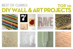 Best of Curbly: Top 10 DIY Wall