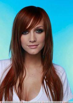 red hair Belle rousse, Cheveux et Coiffure