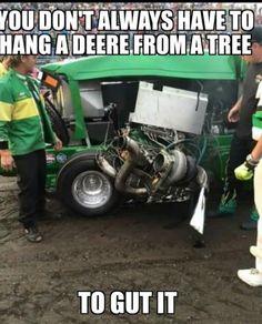 Image result for pinterest chuck norris IH tractors