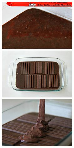 Kit Kat Brownies - Influential Mom Blogger, Mom Blog Brand Ambassador, PR Friendly