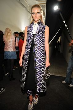 Latest Fashion Trends 2011/2012 for Women (Vogue.com UK)