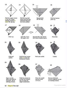 Origami Orca Instructions Part 2 Of 3 Make Sure To Check And Follow