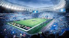 Projeto do Tottenham foi pensado em conjunto com a NFL