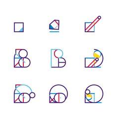 BUCK logo Animation on Motion Graphics Served