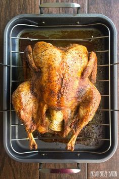 You'll be the talk of your family's holiday get togethers with this easy to make Best Thanksgiving Turkey Recipe!
