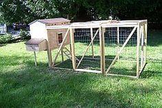 Chicken coop easy DIY kit
