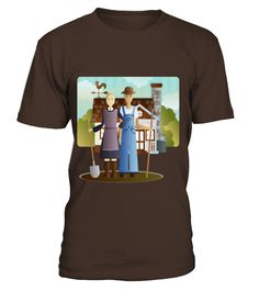 Farmers Gothic  #gift #idea #shirt #image #funny #job #new #best #top #hot #engineer