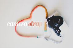Crochet: camera strap slipcover on goodknits!