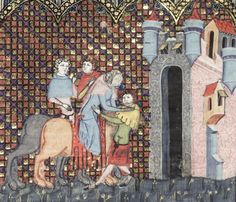 Bodleian Library MS. Bodl. 264, The Romance of Alexander in French verse, 1338-44; 171r