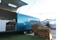 The mission of Living Vehicle® is to innovate the future of sustainable housing by creating self-contained vehicles that are capable of supporting human life on a perpetual basis. Airstream Motorhome, Glamping, Hospitality, Sustainability, Luxury, Vehicles, Go Glamping, Car, Sustainable Development