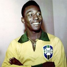 Edson Arantes do Nascimento, known as Pelé is considered one of the biggest and best football players of all time. During his career he made 1281 goals in 1363 matches which makes him the biggest gunner of all history and he is considered an idol in Brazil for his accomplishments