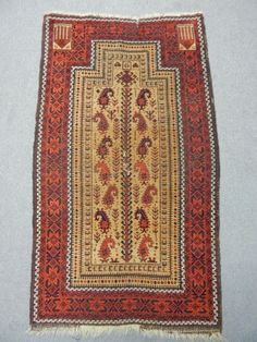 Baluch Prayer Carpet
