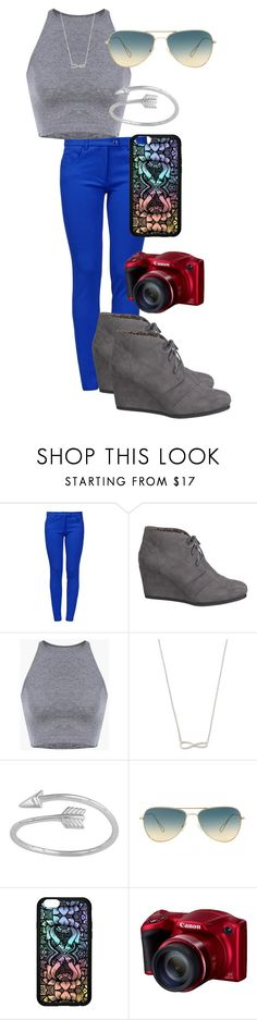 """""""Friday Night Lights"""" by maddyyylaine on Polyvore featuring Boutique Moschino, maurices, Midsummer Star, Oliver Peoples and Forever 21"""