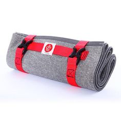The Foldable Yoga Mat is designed to keep the top surface of your mat clean. It is lightweight and folds compact for portability, while its hook feature allows you to wash the mat and hang it in the shower to dry.