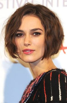 Hot or Not: Keira's kinky bob