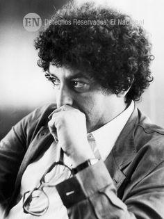 José Ignacio Cabrujas. Dramaturgo, director de teatro, actor, cronista, guionista de cine y televisión. Caracas, 21-05-1985 (AMILCAR RUIZ / ARCHIVO EL NACIONAL)