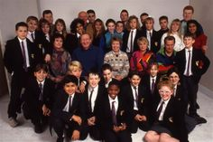 Grange Hill. Everyone's fave! In A Nutshell, Kids Shows, Film Quotes, 40th Anniversary, Back In The Day, Childhood Memories, Nostalgia, Retro, Tv