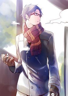 Free! ~~ Stylish Rei Ryugazaki