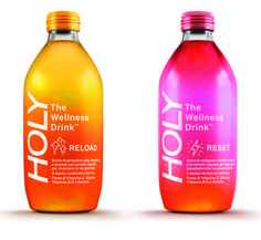 Holy: The Wellness Drink Water Tap, Daiquiri, Beverage, Shampoo, Soap, Wellness, Drinks, Bottle, Drinking