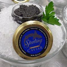 Local Caviar #chefstable #highsteakssteakhouse