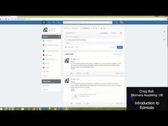 Tablets Course | M1 App for Teaching: Edmodo