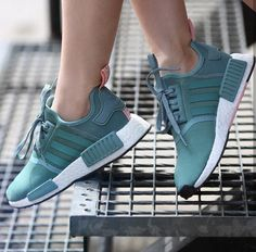 finest selection a2a65 53fa5 adidas Originals NMD in mint-turquoiseminze-türkis  Foto meriwild