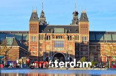 """Iconic #iamsterdam I can't wait to go back to Amsterdam and to walk through its picturesque canals. It's an international city, but has a small close knit feel to it. #amsterdam #netherlands #eurotrip #canals #travelgram #travelingram #wanderlust #architecture #architecturelovers #solotravel #backpack #backpacking #travel #travels #traveling #picoftheday #europe #holland #dutch #euro #vangogh #rembrandt #heineken #heinekenbrewery #travelphotography #travelblogger #travelersnotebook…"