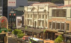 "Wellington, New Zealand, is home to the St. James Theatre, which may host more alleged spooks than any other theater, including ""Yuri,"" an acrobat who fell to his death during a performance. (From: Photos: 10 Haunted Theaters)"