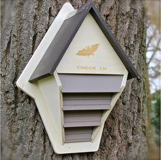 Fledermauskasten Bauanleitung für Fledermauskasten zum selber bauen - Vogel- und Naturschutzprodukte einfach online kaufen
