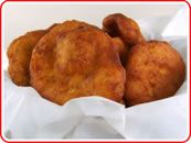 Navajo Fry Bread (just like Cheesecake Factory) Ingredients: 2 cups all-purpose flour 1 tablespoon baking powder teaspoon salt tablespoons lard, melted (butter may be substituted) cup warm water cup room temperature milk 4 cups oil for deep frying Fried Bread Recipe, Bread Recipes, Cooking Recipes, Healthy Recipes, Quick Recipes, Native American Fry Bread, Good Food, Yummy Food, Tortillas