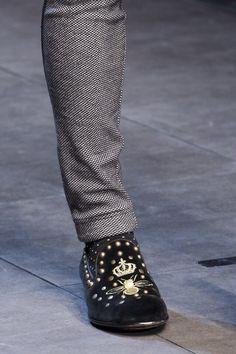 Dolce & Gabbana FALL-WINTER 2015/16 shoes