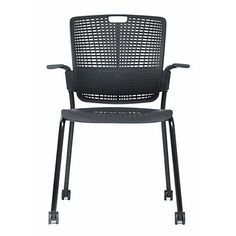 Cinto Stacking Chair with 4 Leg Base | Humanscale Ergonomic Chairs - Smart Furniture