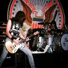 Johnny & Marky Ramone