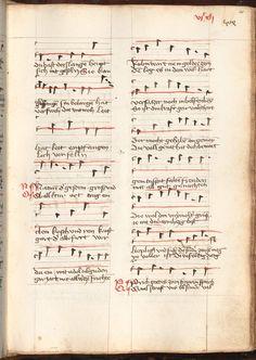 Kolmarer Liederhandschrift Rheinfranken (Speyer?), um 1460 Cgm 4997  Folio 1317