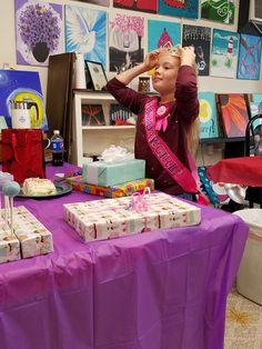 Paint Party, Birthday Cake, Birthday Cakes, Cake Birthday