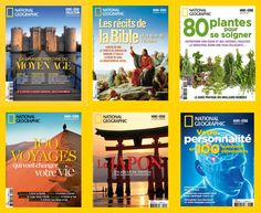 National Geographic France Hors-Série - 2016 Full Year Issues Collection