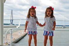 i loved it when i was little and my mom would dress me and my sister the same.