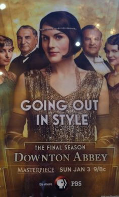 DOWNTON ABBEY MASTERPIECE/VEGAS PBS ADVANCED SCREENING @ WYNN ENCORE