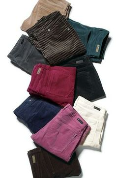 Gorgeous corduroy pants, at a fabulous price :)
