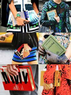 Handbag | Bag | Bolsa | Clutch | http://cademeuchapeu.com/