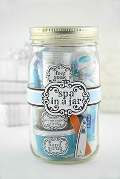 Spa+In+A+Jar+The+Gunny+Sack