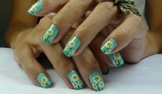 65 Examples of Nail Art Design  <3 <3