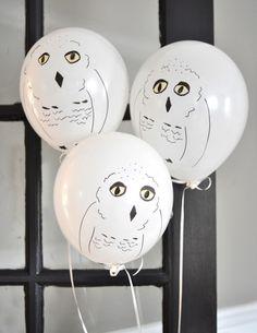 hedwig balloons