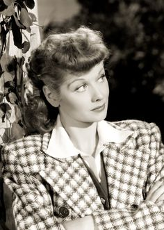 Lucille Ball i-love-lucy