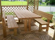 Panca tavolo ~ Risultati immagini per tavolo e panche da esterno gianluca spanu