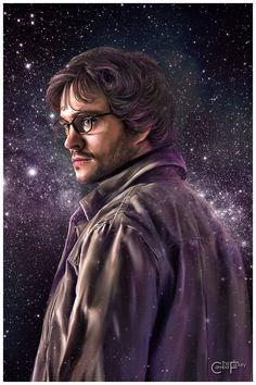 Hannibal | Will Graham - The Contracting Universe by Mars Martin