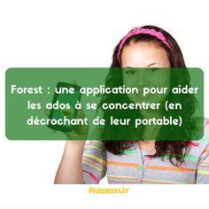 Forest : une application pour aider les ados à se concentrer (en décrochant de leur portable)
