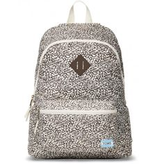 A throwback to old-school style, this backpack is perfect for commuters or college kids. White Backpack, Rucksack Bag, Pouch, Wallet, Herschel Heritage Backpack, Product Launch, Backpacks, Handbags